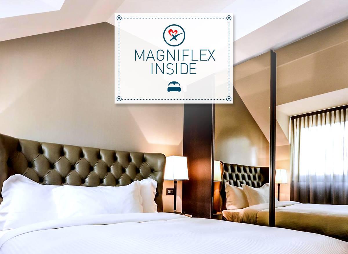 Magniflex - Эксклюзивное предложение для отельеров