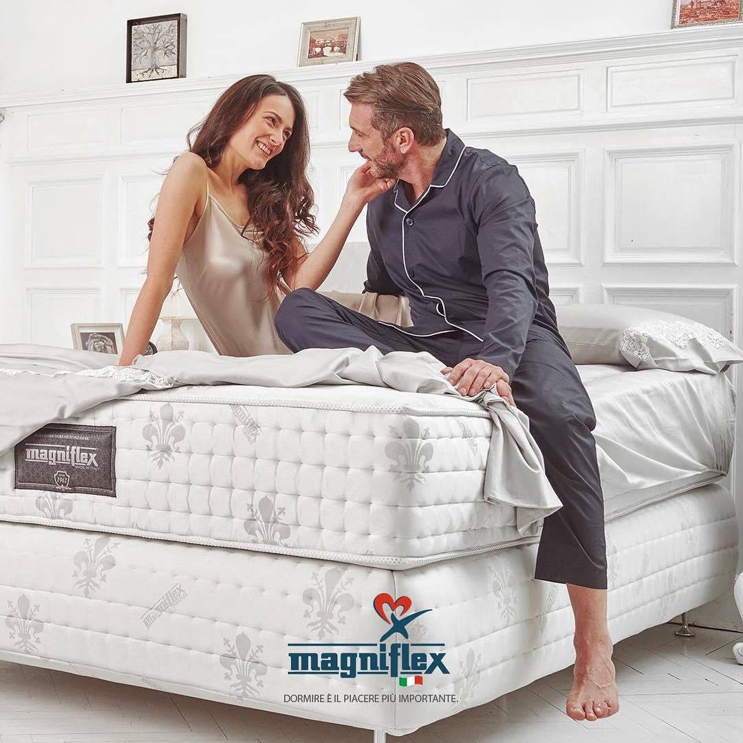 на подушке Virtuoso Magniflex